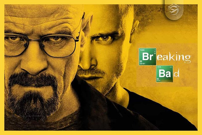 ۱- سریال Breaking Bad (قانون شکنی)